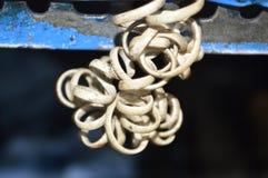 Катушка провода Стоковая Фотография