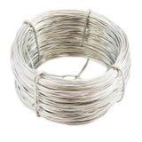 Катушка провода металла Стоковое Фото