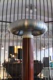 Катушка Tesla стоковые изображения rf