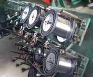 Катышка стального провода делая машину Стоковые Изображения