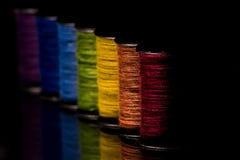 Катышкы радуги Стоковое Изображение RF