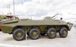 Катят бронетранспортер Pyshma, Екатеринбург, Россия Стоковое Изображение RF