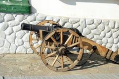 2-катят карамболь артиллерии Стоковое Изображение RF