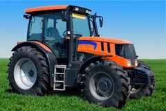 катят трактор, котор Стоковое фото RF