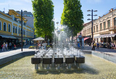 Каунас, Литва Стоковые Фото