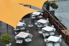 кафетерий напольный Стоковая Фотография