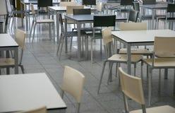 кафетерий Стоковая Фотография