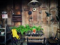 Кафе-бар стоковое изображение