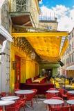 Кафе ван Гог на Месте du Форуме в Arles стоковое изображение