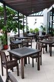 кафе воздуха открытое Стоковые Изображения RF