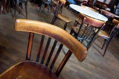 Кафе в вене, Австрии стоковое фото rf