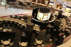 Кафе Дубай Armani Стоковая Фотография