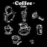 Кафе кофе Стоковые Фотографии RF