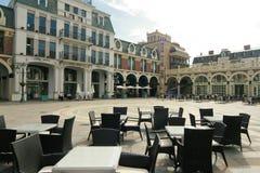 Кафе на центральной площади Батуми, Georgia Стоковые Фото