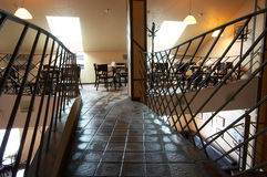 кафе самомоднейшее Стоковые Фотографии RF
