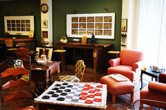 Кафе хлебопекарни Homestyle стоковые фото