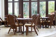 кафе стоковая фотография