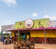 Кафе Casabari стоковое изображение