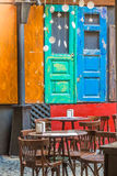 кафе cosy Стоковые Фотографии RF