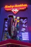 Кафе Harley Davidson Стоковое фото RF