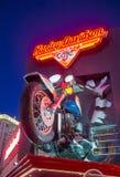 Кафе Harley Davidson Стоковые Изображения