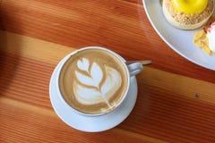 Кафе Latte Стоковые Фотографии RF