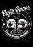 Кафе racer2 Стоковые Изображения RF