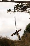 Качание веревочки Стоковая Фотография RF