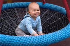 качание младенца Стоковые Фото