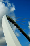 качание моста Стоковая Фотография RF