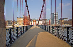 качание моста Стоковое фото RF