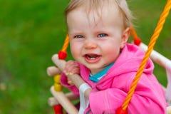 качание младенца Стоковые Фотографии RF