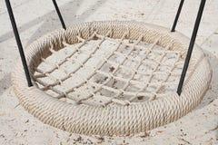 качание ope пляжа Стоковое Изображение RF