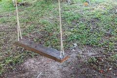 Качания древесины Стоковое Фото