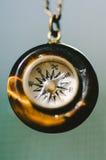 Качая компас Стоковое Изображение RF
