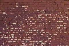 качества фото кирпича предпосылки стена текстуры разрешения высокого старого красная Стоковая Фотография