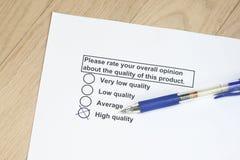 качество продукции стоковое фото rf