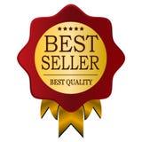 Качество самого лучшего продавца самое лучшее иллюстрация вектора