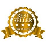 Качество самого лучшего продавца самое лучшее Стоковое фото RF