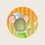 Кашевар мыши Стоковая Фотография RF