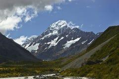 кашевар mt Новая Зеландия Стоковое Изображение RF