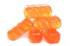 кашлей конфеты стоковые изображения rf