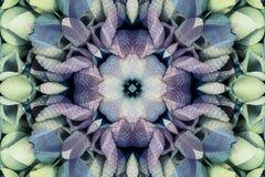Калейдоскоп с красивым ornamental цвета Стоковые Фотографии RF