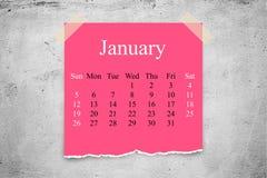 Календарь иллюстрация вектора