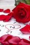 Календарь Стоковая Фотография RF