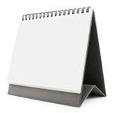 Календар стола Стоковое Изображение RF