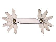 Калибровочный инструмент тангажа потока Стоковые Фото