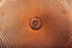 каллиграфический орнамент золота элементов конструкции Стоковое Фото