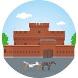 Калининград янтарный музей Бесплатная Иллюстрация