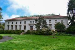 Калифорния Hall на кампусе Университета штата Калифорнии Стоковые Изображения RF
